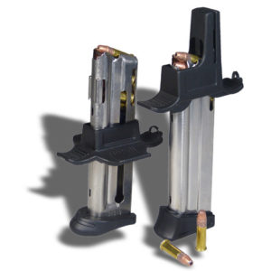 "X12-<span class=""stronger"">LULA®</span> & T12-<span class=""stronger"">LULA®</span> loaders .22LR for wide single-stack mags with projecting side button"