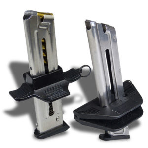 X10-LULA™ & V10-LULA™ – .22LR narrow single-stack mags with projecting side button